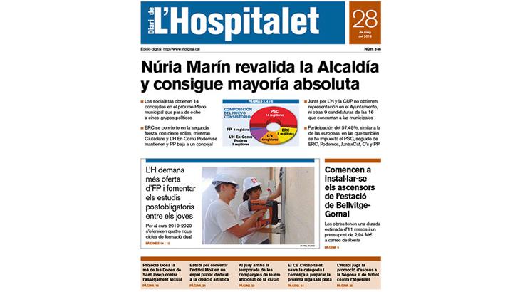 Diari L'Hospitalet Eleccions