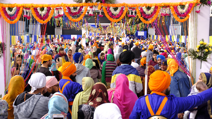 Sikh Farga