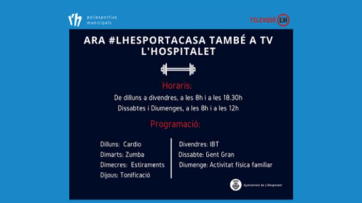 TV L'Hospitalet Casa